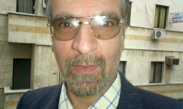 الفقرة ( 24 ) من حوارات منكوب و منهوب ــ عمران كيالي