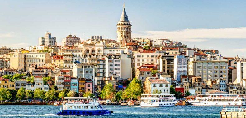 إنها اسطنبول