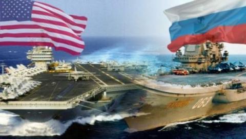 التنافس الأمريكي الروسي في شرقي سوريا –حسن أبو هنية